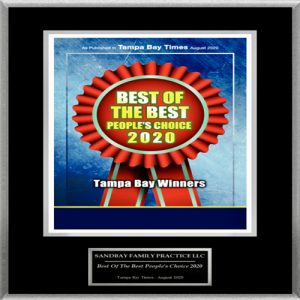 Best of the Best People's Choice 2020