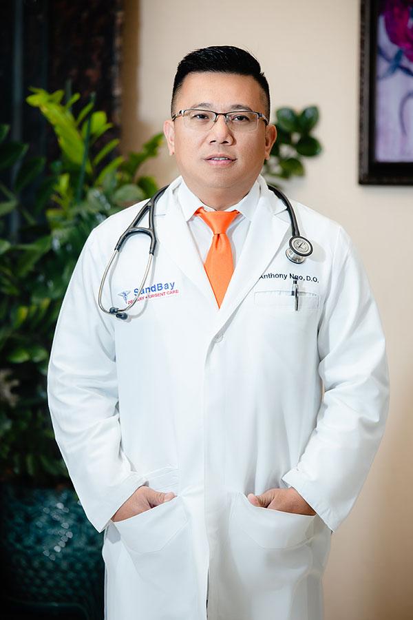 Dr. Anthony Ngo, DO